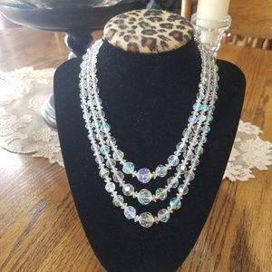 Jewelry - Antique Crystal Necklace